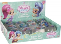 Wholesalers of Shimmer And Shine Light Up Glitter Ball toys image