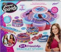 Wholesalers of Shimmer N Sparkle 5 In 1 Friendship Bracelet Studio toys image