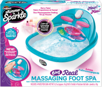 Wholesalers of Shimmer N Sparkle 6-in-1 Massaging Foot Spa toys image