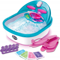 Wholesalers of Shimmer N Sparkle 6-in-1 Massaging Foot Spa toys image 2