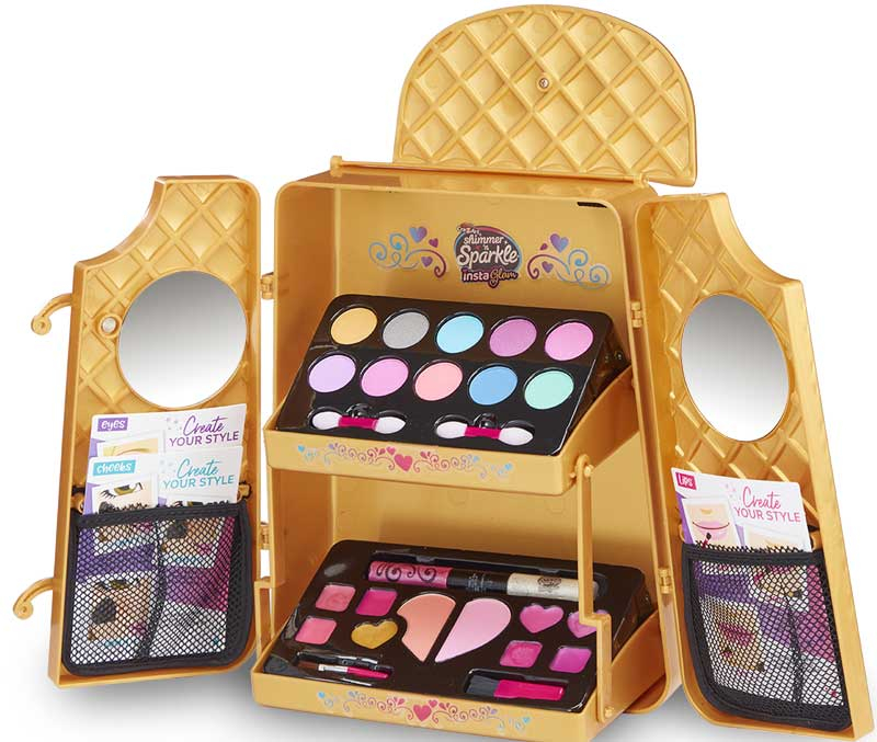 Wholesalers of Shimmer N Sparkle Insta Glam All-in-one Beauty Make-up Pack toys