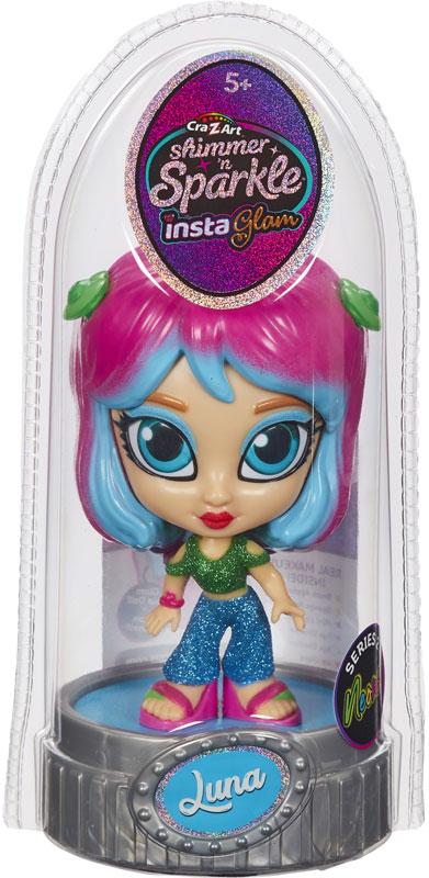 Wholesalers of Shimmer N Sparkle Instaglam Dolls Neon - Luna toys
