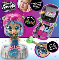Wholesalers of Shimmer N Sparkle Instaglam Dolls Neon - Luna toys image 4