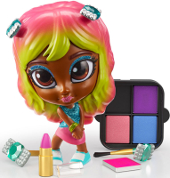 Wholesalers of Shimmer N Sparkle Instaglam Dolls Neon - Mia toys image 2