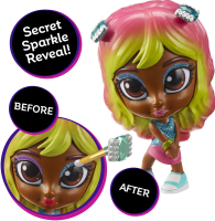 Wholesalers of Shimmer N Sparkle Instaglam Dolls Neon - Mia toys image 4