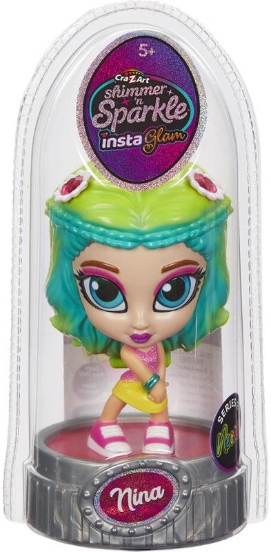 Wholesalers of Shimmer N Sparkle Instaglam Dolls Neon - Nina toys