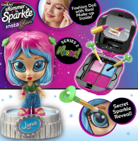 Wholesalers of Shimmer N Sparkle Instaglam Dolls Neon toys image 3