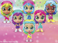 Wholesalers of Shimmer N Sparkle Instaglam Dolls Neon toys image 5