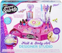 Wholesalers of Shimmer N Sparkle Nail And Body Art Designer Studio toys image
