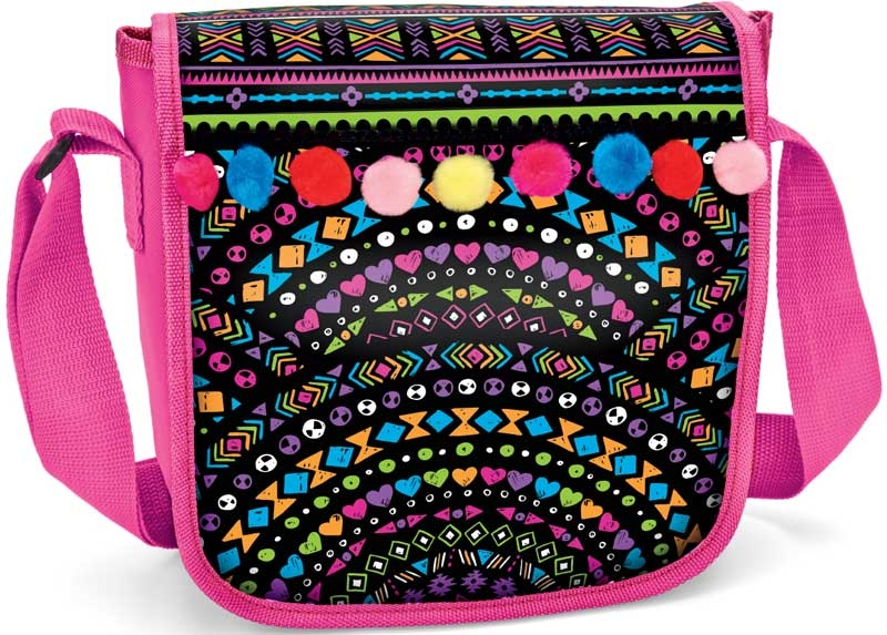 Wholesalers of Shimmer N Sparkle Pom Pom Messenger Bag toys