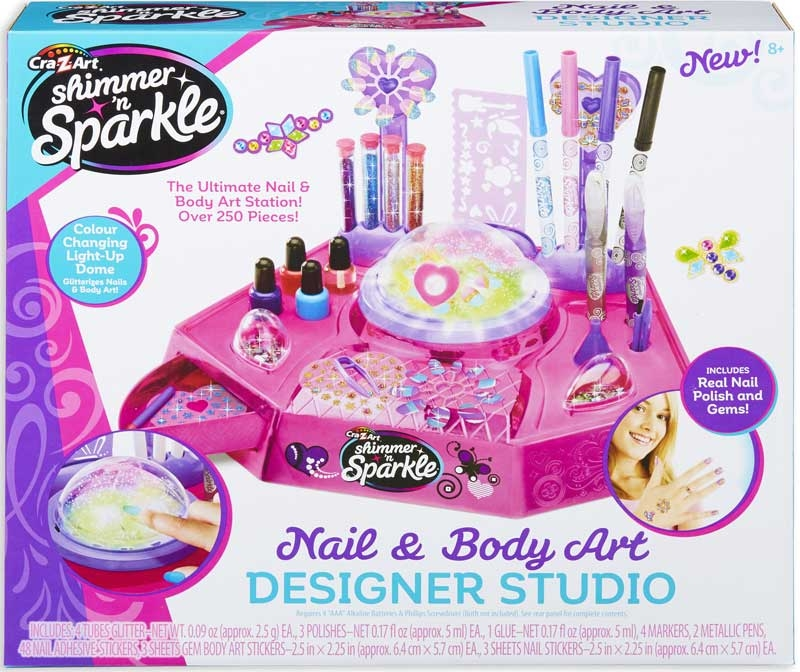 Shimmer N Sparkle The Real 8-in-1 Nail Design Studio Wholesale