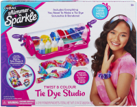 Wholesalers of Shimmer N Sparkle Twist And Colour Tie Dye Studio toys image