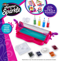 Wholesalers of Shimmer N Sparkle Twist And Colour Tie Dye Studio toys image 4
