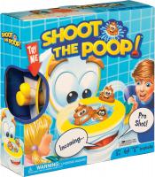 Wholesalers of Shoot The Poop toys Tmb