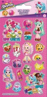 Wholesalers of Shopkins & Shoppies Foil Stickers toys image