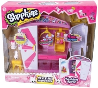 Wholesalers of Shopkins - Style Me Wardrobe Playset toys image