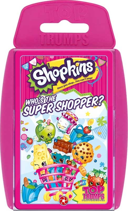Wholesalers of Top Trumps - Shopkins toys