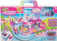 Wholesalers of Shopkins  Cutie Cars Splash N Go Spa Wash Playset toys image