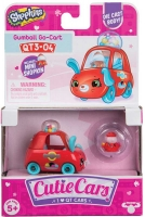 Wholesalers of Shopkins Cutie Cars 1 Pack - S3 toys image