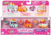 Wholesalers of Shopkins Cutie Cars 3 Pack 4 Asst S2 toys image