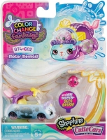 Wholesalers of Shopkins Cutie Cars Colour Change Cuties S4 1 Pack toys image