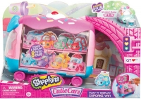 Wholesalers of Shopkins Cutie Cars Play N Display Cupcake Van toys image