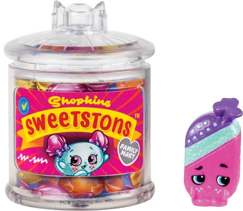 Wholesalers of Shopkins Family Mini Packs - Supermarket toys