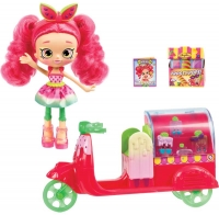 Wholesalers of Shopkins Family Mini Packs Pippa Melons Popsicle Scooter toys image 2