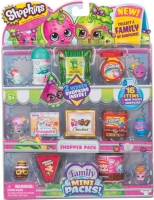 Wholesalers of Shopkins Family Mini Packs Shopper Pack toys image
