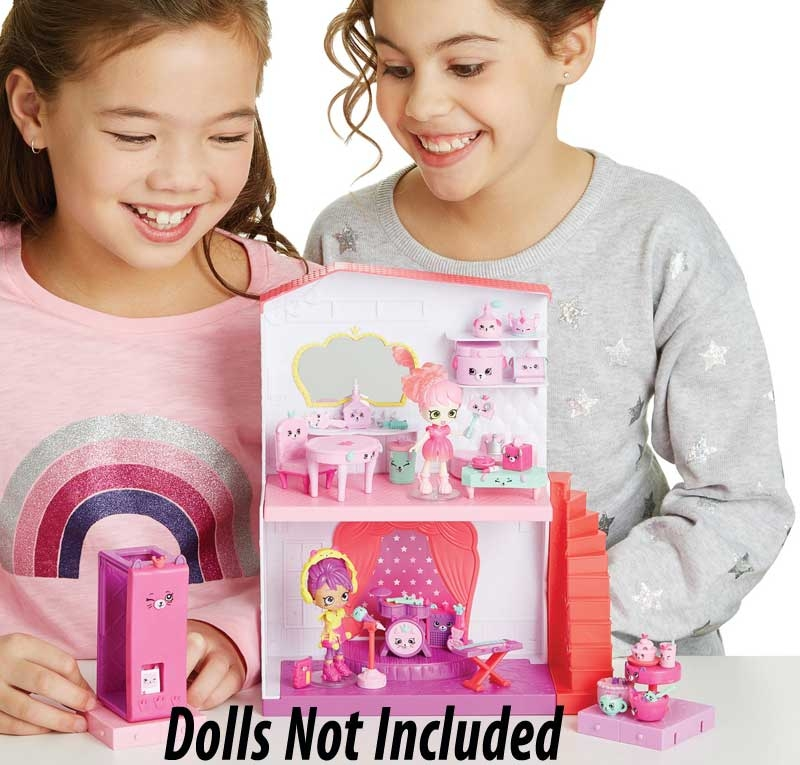 Shopkins Happy Places Happyville High School Prom Playset Wholesale