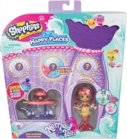 Wholesalers of Shopkins Happy Places Mermaid Tails Dive In Dining Surprise  toys image