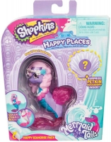 Wholesalers of Shopkins Happy Places Mermaid Tails Dolls & Sea Horses Packs toys Tmb