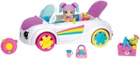 Wholesalers of Shopkins Happy Places Rainbow Beach Convertible Playset toys image 2