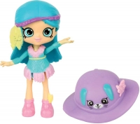 Wholesalers of Shopkins Happy Places Rainbow Beach Doll And Unicorn Packs 6 toys image 2