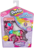 Wholesalers of Shopkins Happy Places Rainbow Beach Doll And Unicorn Packs 6 toys Tmb