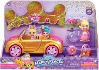 Wholesalers of Shopkins Happy Places Royal Trends Car Playset toys image