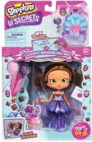 Wholesalers of Shopkins Lil Secrets Party Pop Ups Shoppies Dolls 4 Asst toys image