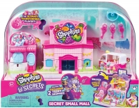 Wholesalers of Shopkins Lil Secrets Shop Keypers Multi Shop Playset toys image