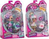 Wholesalers of Shopkins Lil Secrets Shoppies Dolls 4 Asst - Wave 1 toys image