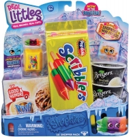 Wholesalers of Shopkins Real Littles Icy Treats - Shopper Pack Asst toys image 3