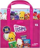 Wholesalers of Shopkins Real Littles Mini Packs Collectors Case toys image