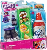Wholesalers of Shopkins Real Littles Mini Packs Shopper Pack toys image 2