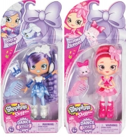 Wholesalers of Shopkins Shoppies Dance Style Dolls toys image