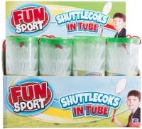 Wholesalers of Shuttlecocks 4 Pack toys image