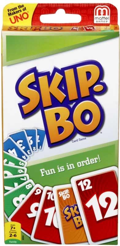 Wholesalers of Skip-bo Card Game toys