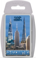 Wholesalers of Top Trumps - Skyscrapers toys image