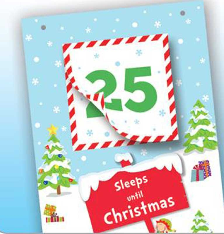 customers also recently bought - Sleeps Until Christmas
