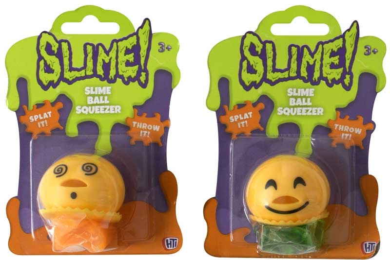 Wholesalers of Slime Ball Squeezer toys