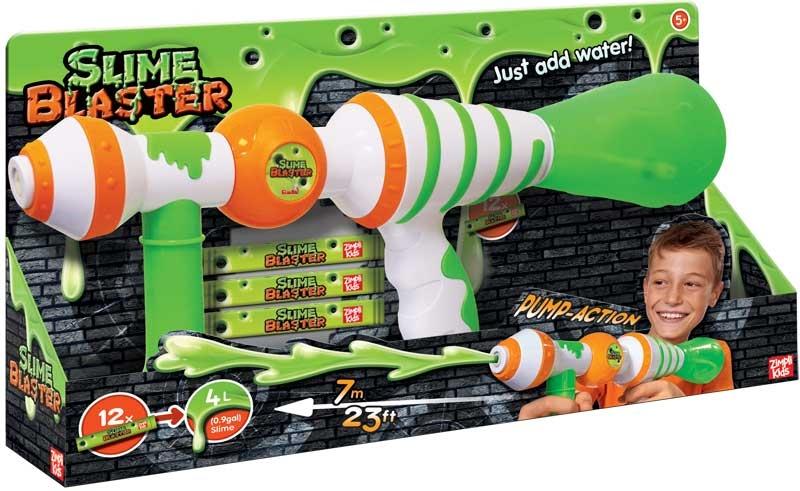 Wholesalers of Slime Blaster Gun And 12 X 2g Sachets toys