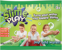 Wholesalers of Slime Play Foil Bags - 20g toys image